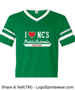 Adult School Colors Jersey (Customize) Design Zoom